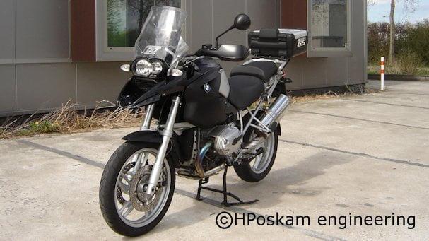BMW R1200GS model 2007