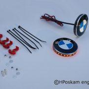 BMW led embleem knipperlichten set
